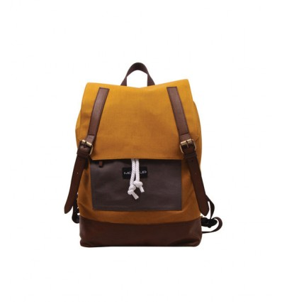 MOCKUP BBP.57 DAILY BACKPACK TAS UNISEX – CAMEL